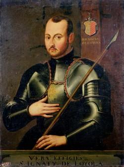 Ignatius of Loyola militant
