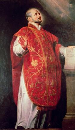 st ignatius priest